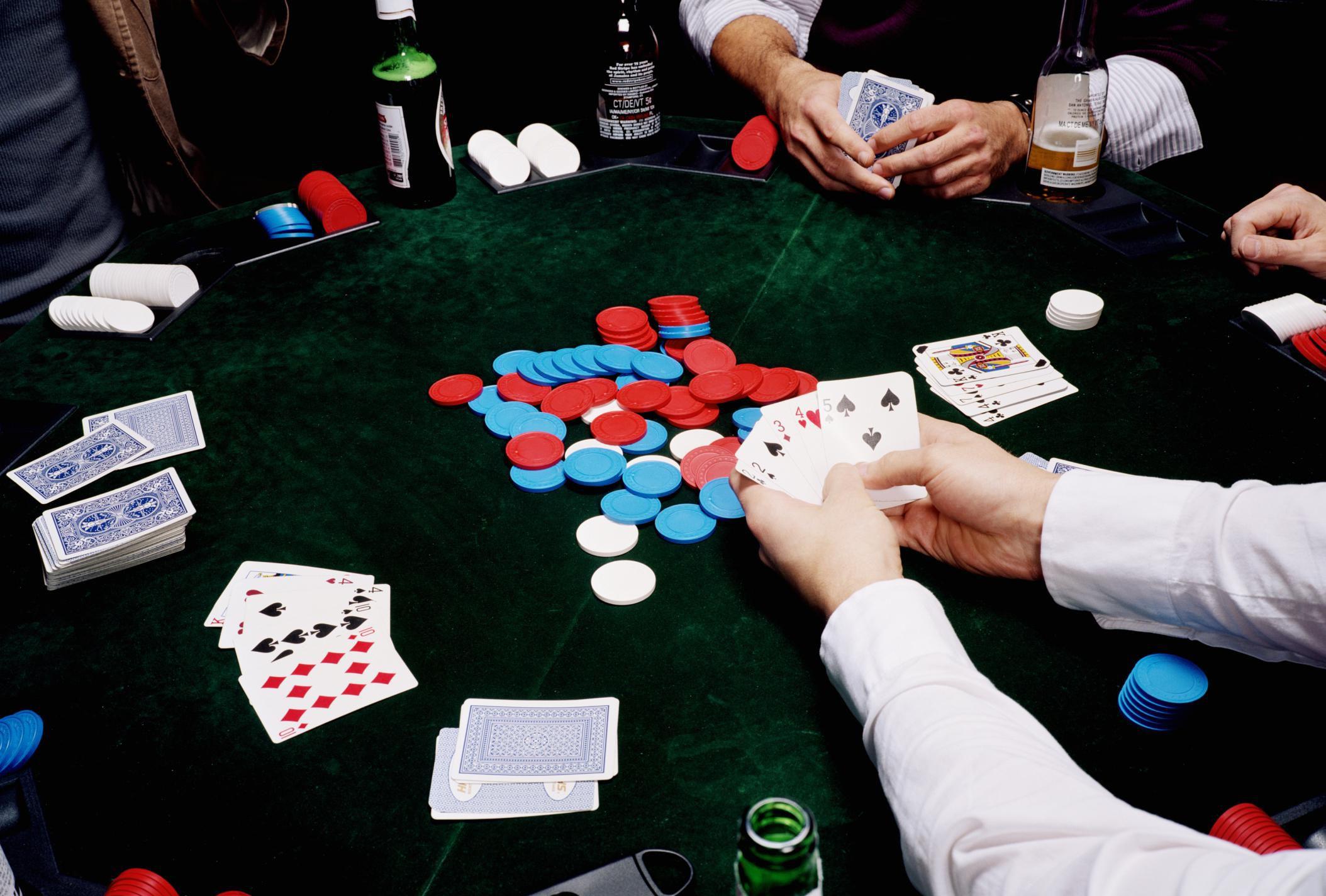 Agen Poker Pkv Pulsa
